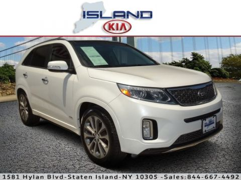 Pre-Owned 2015 Kia Sorento SX All Wheel Drive SUV
